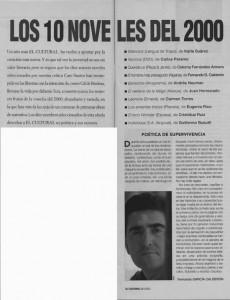 El Mundo (El Cultural, 28/06/00)