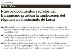 Contornos (036) Lorca. Noticia