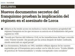 Contornos (036) Lorca. Noticia