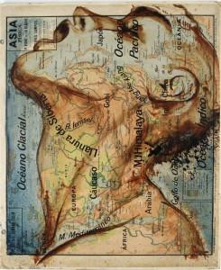 Contornos (069) Fernando Vicente. Atlas-Grito