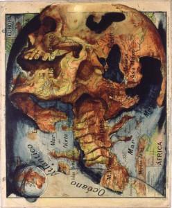 Contornos (069) Fernando Vicente. Atlas-Vanitas