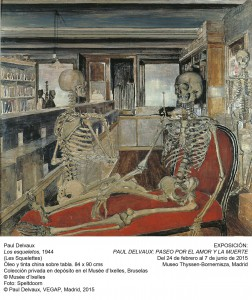 Contornos (071) Delvaux Los-esqueletos