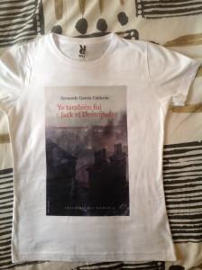 Noticias (020) JeD camiseta