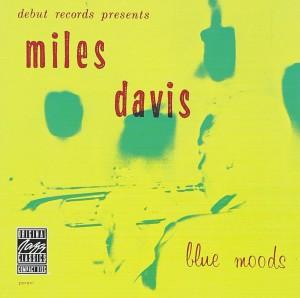 Contornos (079) Miles Davis. Blue moods [f]