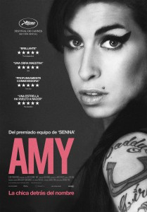 Contornos (080) Amy Winehouse. Afiche