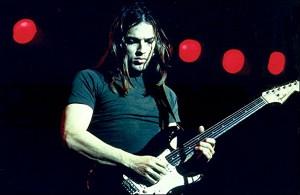 Contornos (083) Dave Gilmour. Joven