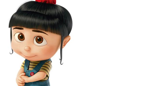 Imagenes de la niña de los minions - Imagui