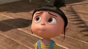 Minions. Agnes 3