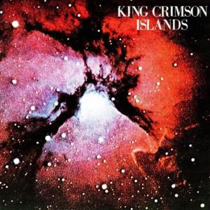 Contornos (089) King Crimson. Islands