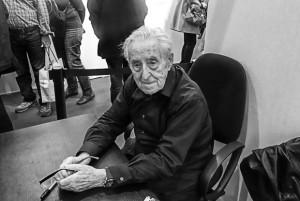 Contornos (096) Raymond Cauchetier. Anciano