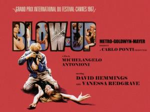 Contornos (103) Blow-Up. Afiche