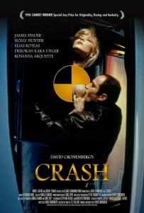 Contornos (120) Crash afiche 3