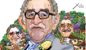 Contornos (122) Xulio Formoso. Gabriel Garcia Marquez