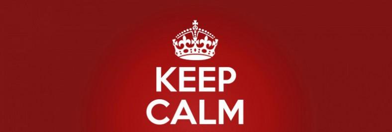 Contornos (123) Keep calm