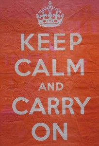 Contornos (123) Keep calm original