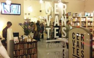 Contornos (126) Libreria Cervantes