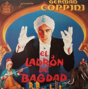 Contornos ( ) Coppini. Ladron de Bagdad