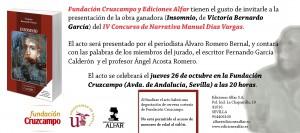 Noticias (060) Concurso Alfar. Invitacion Fundacion Cruzcampo