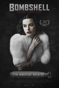 Hedy Lamarr. Bombshell