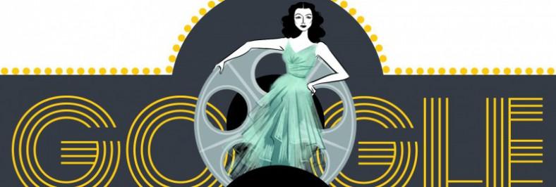 Hedy Lamarr. Google