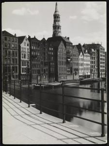Hamburg, St Nicholas's Church c.1929 by Albert Renger-Patzsch 1897-1966