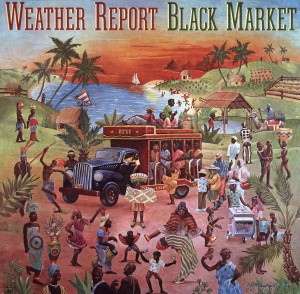 Contornos ( ) Weather Report. Black Market 1
