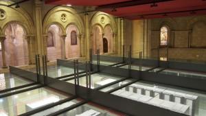 Contornos (159) Centro de supercomputacion. Interior 2