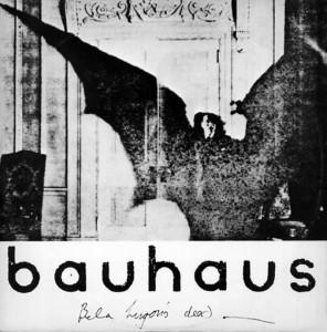 Contornos (164) Bela Lugosi is Dead. Portada