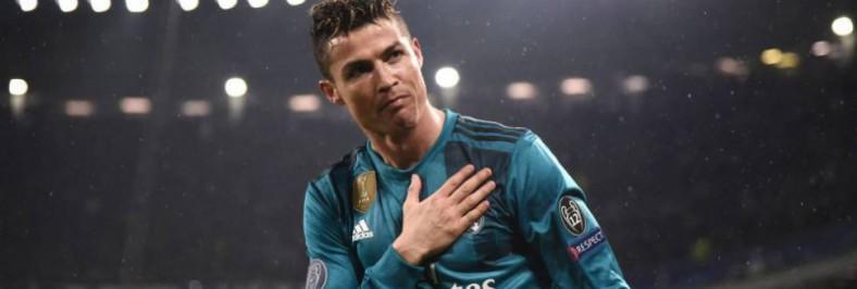 Contornos (165) Cristiano Ronaldo tras el gol
