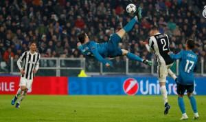 Contornos (165) Cristiano Ronaldo. Gol 1