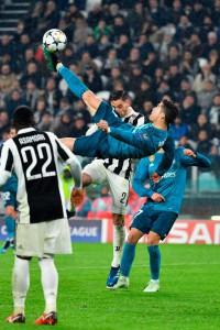 Contornos (165) Cristiano Ronaldo. Gol 2