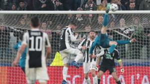 Contornos (165) Cristiano Ronaldo. Gol 3