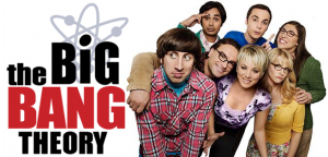 Contornos (166) The Big Bang Theory. Poster