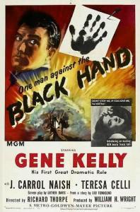 Contornos (169) La mano negra [1980] Gene Kelly