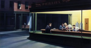 Contornos (171) Nighthawks. Mitos de Hollywood