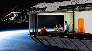 Contornos (171) Nighthawks. Star Trek