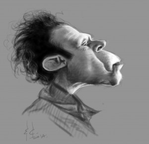 Contornos (172) Tom Waits. 1