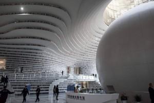 Contornos (177) Biblioteca Tianjin Binhai 02