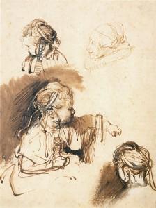 Contornos (185) Rembrandt 01