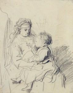 Contornos (185) Rembrandt 05