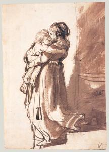 Contornos (185) Rembrandt 06