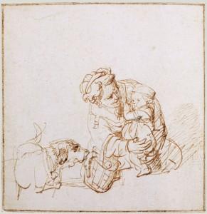 Contornos (185) Rembrandt 07