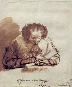 Contornos (185) Rembrandt 09
