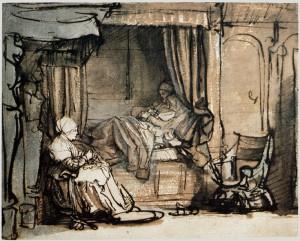 Contornos (185) Rembrandt 12