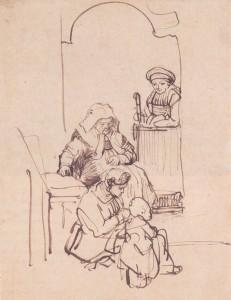 Contornos (185) Rembrandt 16