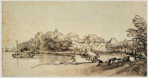 Contornos (185) Rembrandt 18