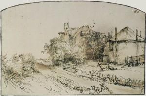 Contornos (185) Rembrandt 19