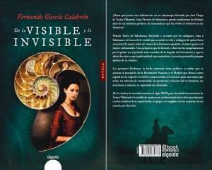 De lo visible y lo invisible. Portada menor