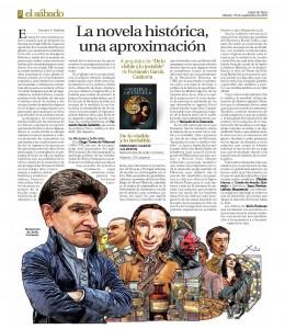 De lo visible y lo invisible · Faro de Vigo revisado