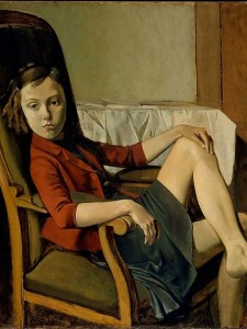 Balthus · Thyssen · Therese 1